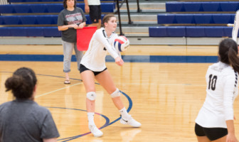 Haley Adams Freedom Volleyball