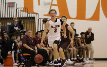 Hunter Auch Briar Woods Basketball