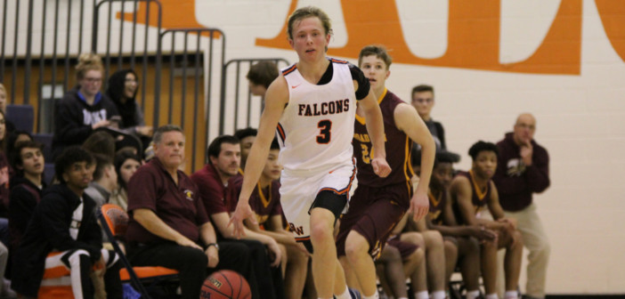 Boys Basketball: Briar Woods Shoots Its Way Past Broad Run in Potomac District Opener