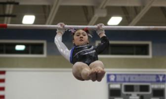 Marisa Cisneros Riverside Gymnastics