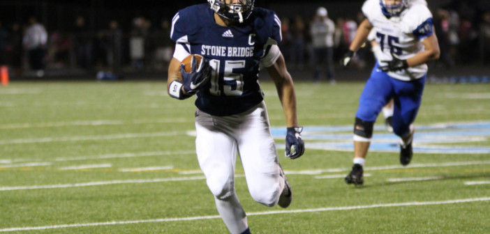 Nick Mell Stone Bridge Football