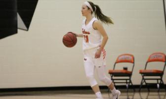 Sara Duffie Briar Woods Basketball
