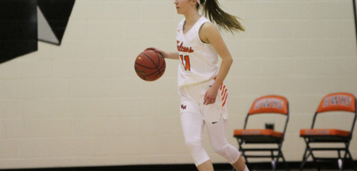 Girls Basketball: Briar Woods Dispatches Broad Run in Potomac District Opener
