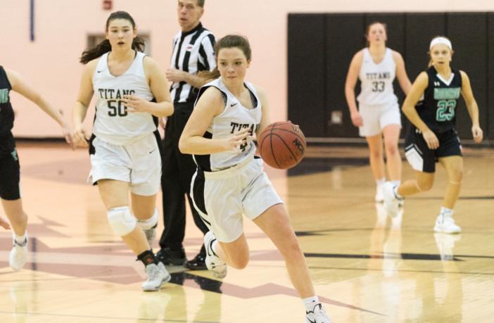 Jessi Montgomery Dominion Basketball