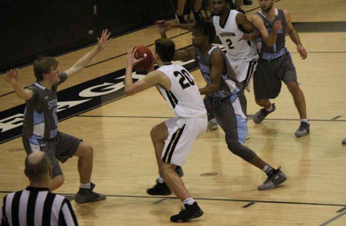 Lance Johnson Freedom Basketball