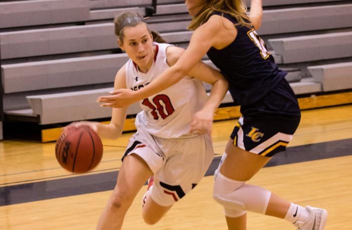 Lauren Phelps Heritage Basketball