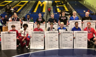 2019 Wrestling State Champions
