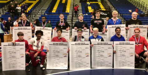 Wrestling: Three Loudoun Wrestlers Claim VHSL 5A State Titles