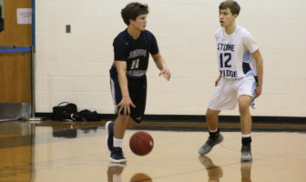 Dalton Young John Champe Basketball