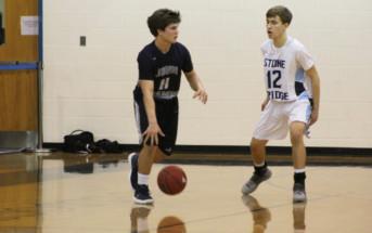 Dalton Young John Champe Basketball