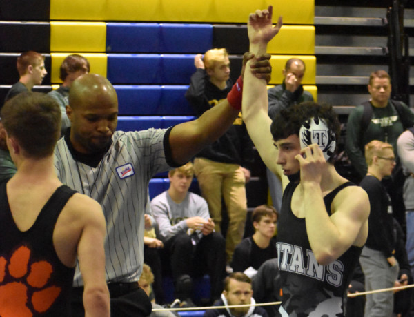 Wrestling: Dominion Junior Jack Creamer Repeats as VHSL 4A State Champ