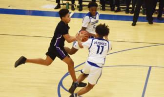 Jalen Coker Potomac Falls Basketball
