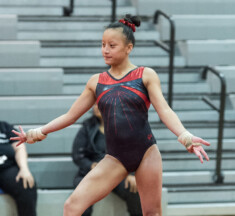 Gymnastics: Heritage Sweeps Podium at 5-Team Meet in Leesburg