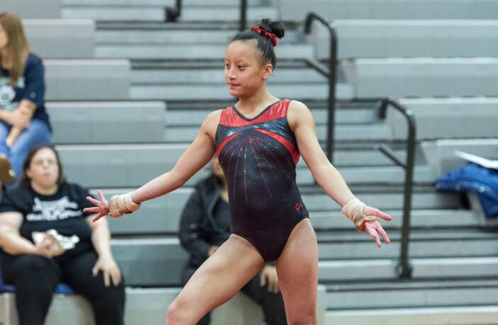 Julia Welch Heritage Gymnastics