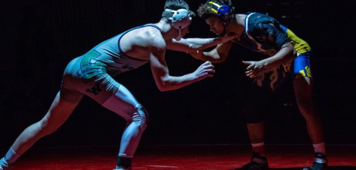 Wrestling: Four Woodgrove Wrestlers, Wolverines Win Dulles District Titles