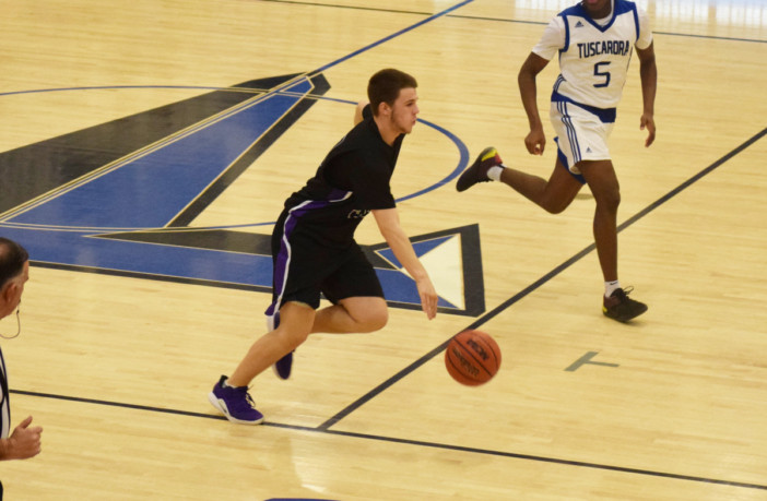 Hayden Hawes Potomac Falls Basketball