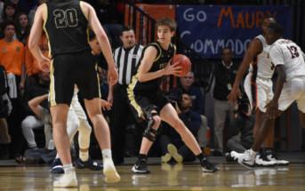 Madden Moore Freedom Basketball