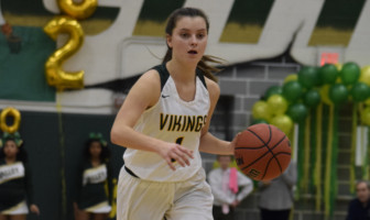 Olivia Badura Loudoun Valley Basketball