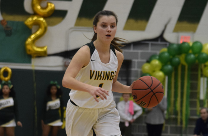 Olivia Badura Loudoun Valley Basketball