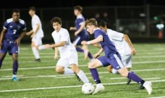 Colin McMunn Potomac Falls Soccer