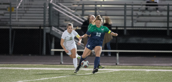 Girls Soccer: Woodgrove Knocks Off Rival Loudoun Valley in District Play