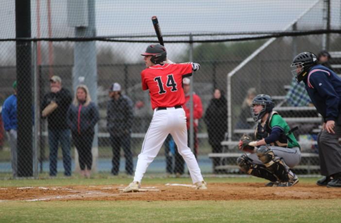 Dylan Saale Heritage Baseball