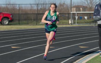 Sophie Hudak Woodgrove Track