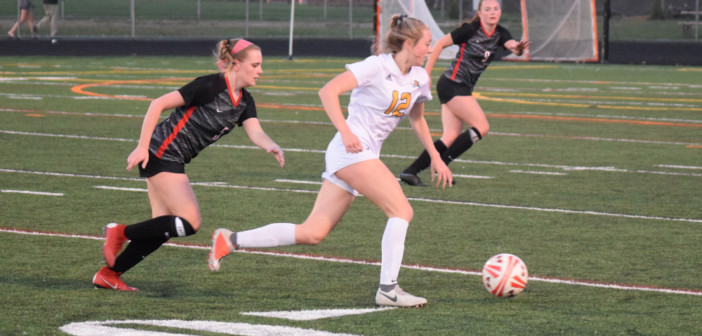 Girls Soccer: Loudoun County Dominates Rivalry Game with Heritage