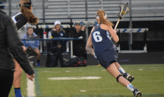 Annie Ellis Stone Bridge Lacrosse