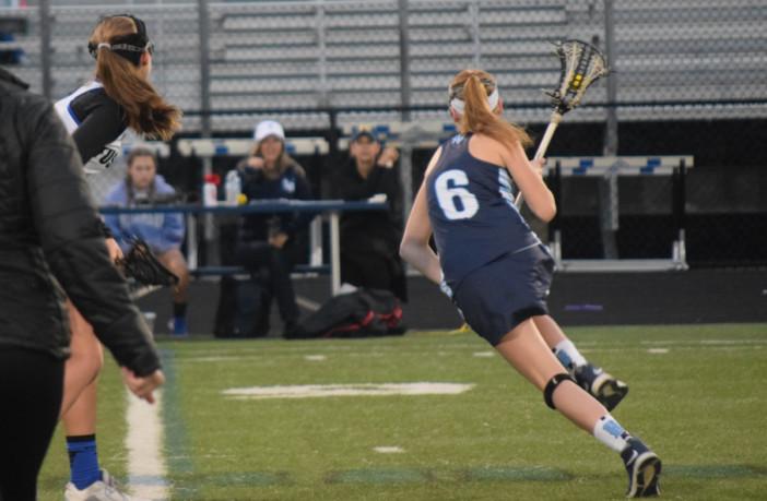 Annie Ellis Stone Bridge Lacrosse