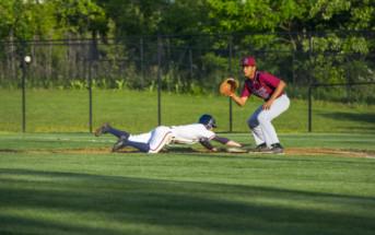 Brandon Clarke Rock Ridge Baseball