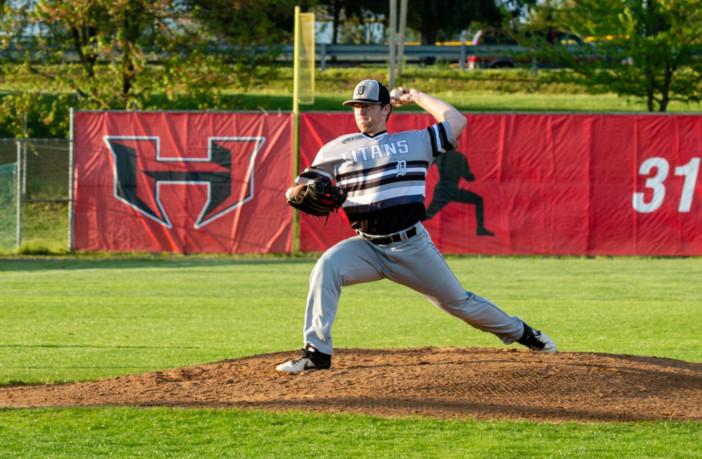Dylan Weber Dominion Baseball