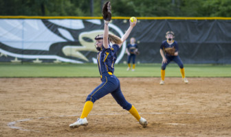 Samantha Boyer Loudoun County Softball