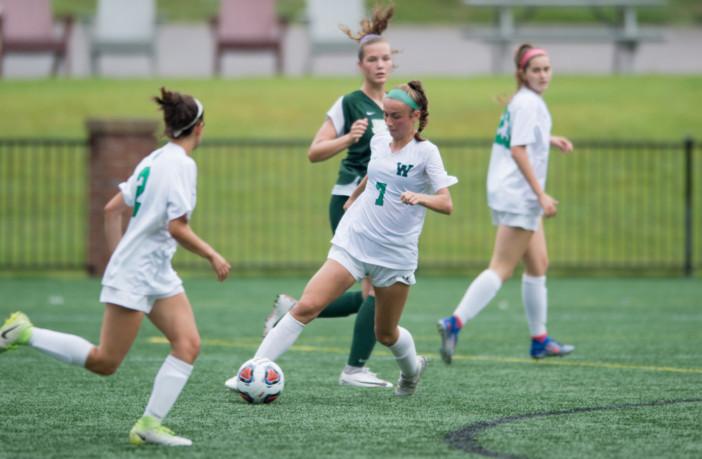 Liz Marcheschi Woodgrove Soccer