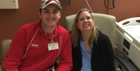 Baseball: For Jennifer Canestraro, Her Son Mario is Her World