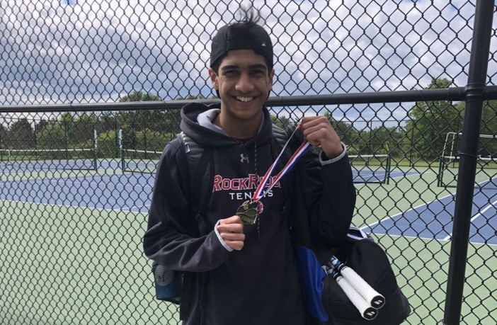 Momin Khan Rock Ridge Tennis
