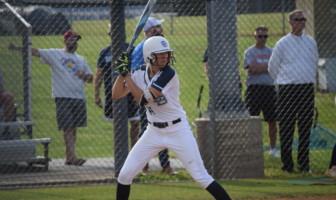 Olivia Valbak Stone Bridge Softball