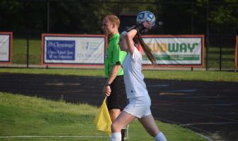 Sara Duffie Briar Woods Soccer