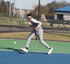Boys Tennis: Rock Ridge Junior Sid Ravikanti Tabbed June 2019 Teammate of the Month