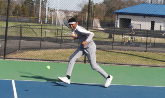 Sid Ravikanti Rock Ridge Tennis