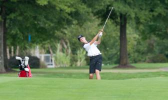 Aidan Baron Heritage Golf