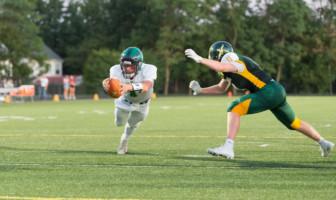Brett Johnson Woodgrove Football