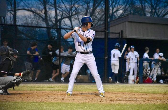 Logan Yi John Champe Baseball