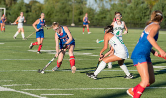 Amelie Fieser Riverside Field Hockey
