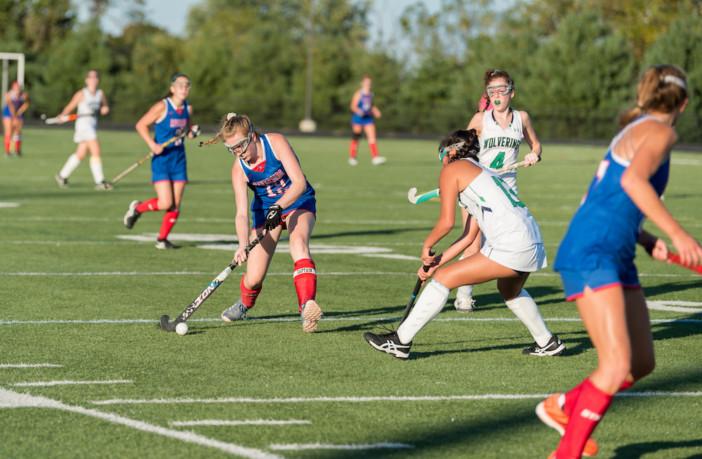 Amelie Fieser Riverside Field Hockey
