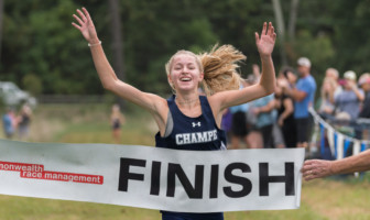 Bethany Graham John Champe Cross Country