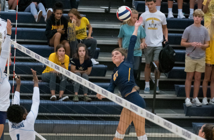 Hannah Prendergast Loudoun County Volleyball