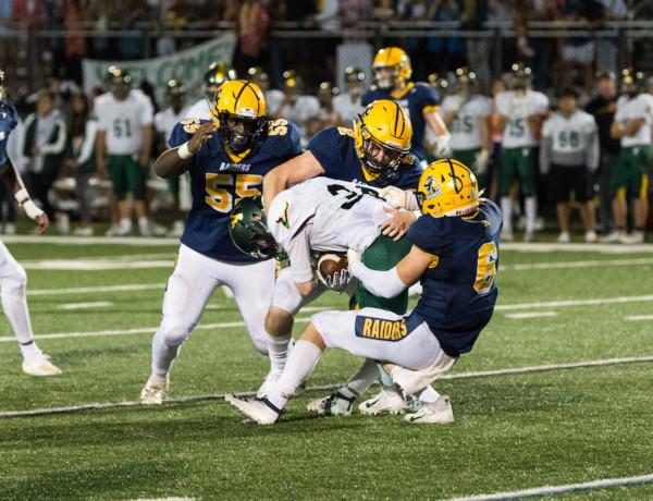 Football: Loudoun County Defense Stifles Loudoun Valley