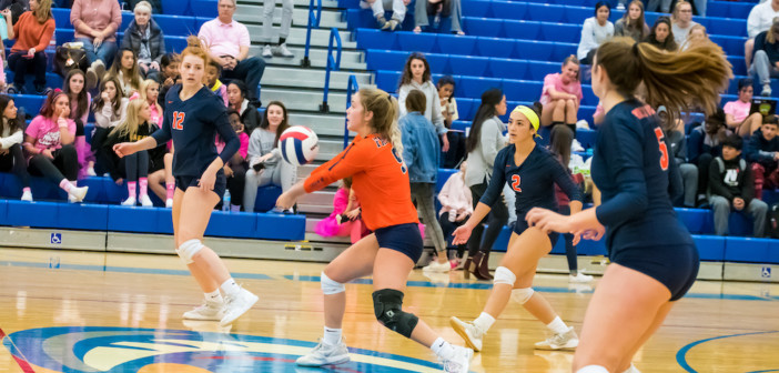 Volleyball: Briar Woods Sweeps Riverside in Potomac District Clash