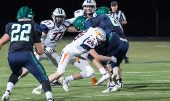 Ethan Lan Briar Woods Football